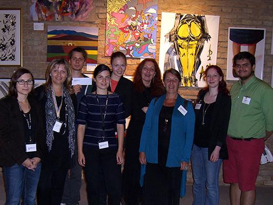 Das kunstasyl-Auktionsteam