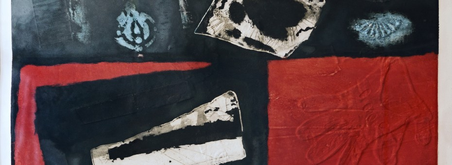 02 - Clavé, Antoni - ohne Titel Druckgrafik  Rufnummer: 02 Künstler: Antoni Clavé Titel: o.T.  Technik: Druckgrafik auf Papier Rufpreis: 200 €