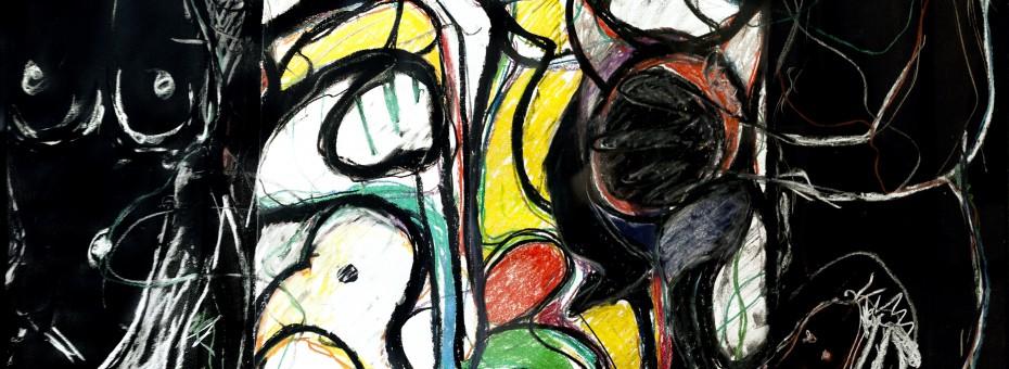 22 - Notto - Adam und Eva  Rufnummer: 22 Künstler: Notto Titel: Adam und Eva Rufpreis:  200 €
