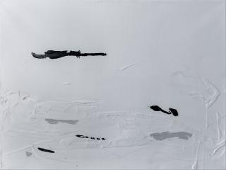 34 - Prušnik, Tanja - Luft Öl auf Leinwand Rufnummer: 34 Künstler: Prušnik, Tanja  Titel: Luft Technik: Öl auf Leinwand Rufpreis:  350 €